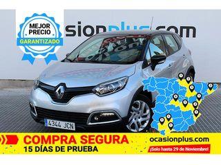 Renault Captur dCi 90 SANDS Adventure eco2 66 kW (90 CV)