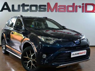 Toyota Rav4 2.5l hybrid 4WD Feel!