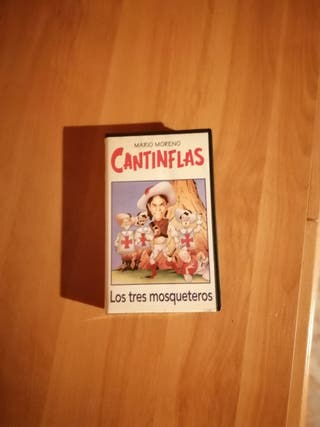 colección de películas de cantinflas en VHS