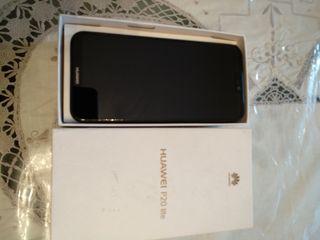 Huawei P20 lite libre con los accessorios