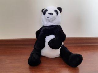 peluche oso panda ikea impecable