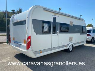 caravana hobby 560 aire-mover-nevera grande toldo