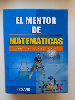 Libro mentor de matemáticas