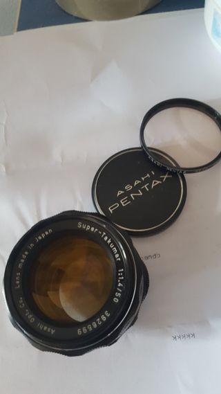 Pentax Takumar 1.1.4 50 mm