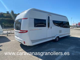caravana hobby premium 495-nevera grande