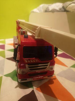 camión bomberos