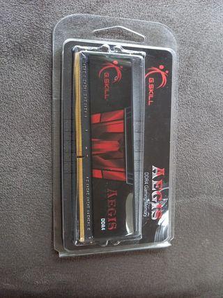 Módulo 8Gb Ram DDR4 Aegis PC2666 C19