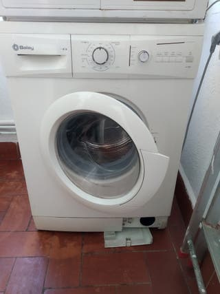 lavadora balay ts760 con fallo bomba desguace