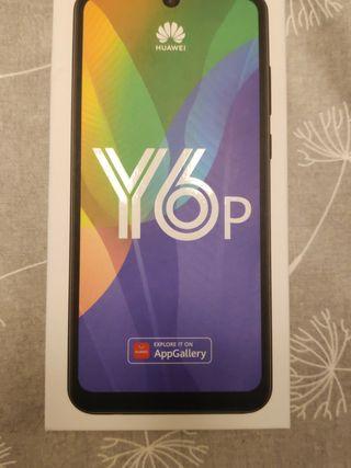 Huawei Y6p Nuevo y libre