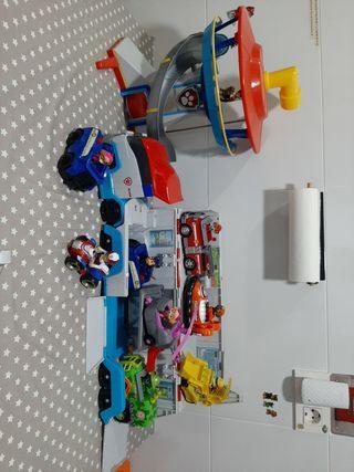 Lote juguetes Patrulla Canina