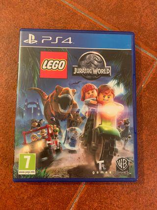 Lego jurásico world