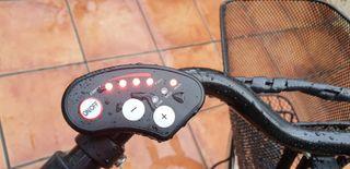Bicicleta electrica 36V