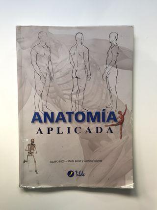 Anatomía aplicada libro