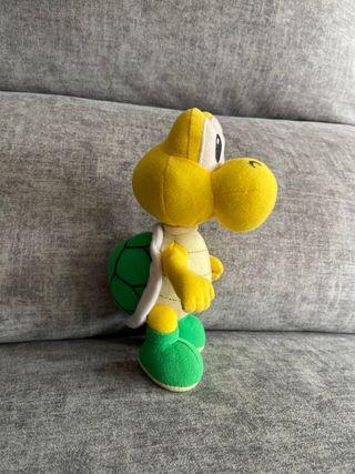 Peluche koopa Troopa Mario Bros