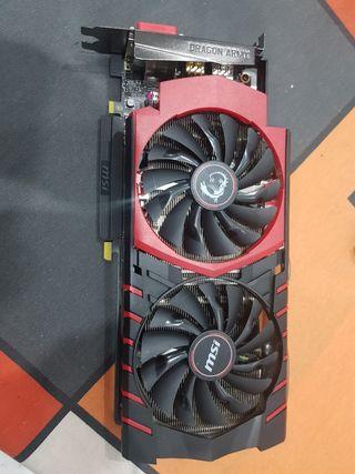 gtx 970 4gb MSI