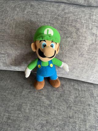Peluche Luigi Mario Bros