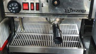 Cafetera espresso La spaziale