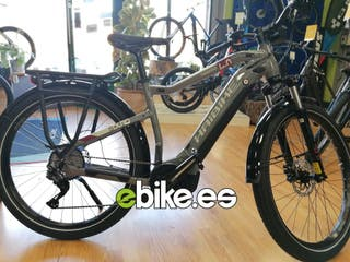 Bicicleta eléctrica polivalente HAIBIKE