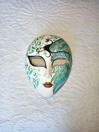 Máscara para colgar