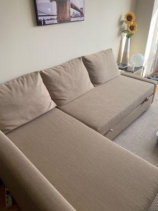 Sofa Cama Esquina con almacenaje Friheten Ikea