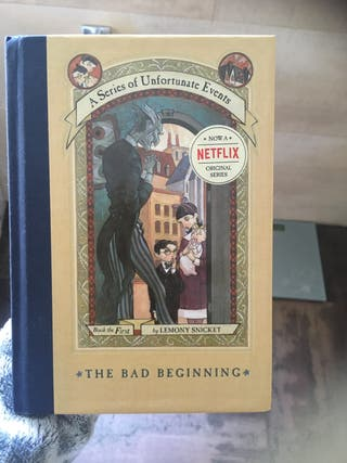 A series of unfortunate events 1