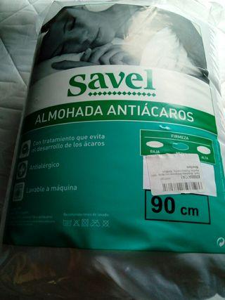 Almohada Antiacaros 90cm
