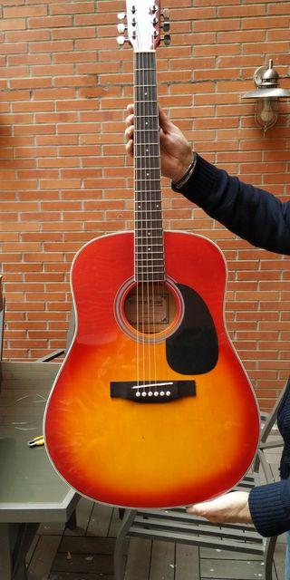 Venta Guitarra Acustica Stretton Payne Dreadnought