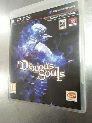 DEMON'S SOULS. PS3