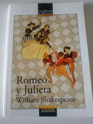 Romeo y Julieta de Anaya