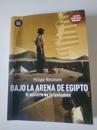 BAJO LA ARENA DE EGIPTO