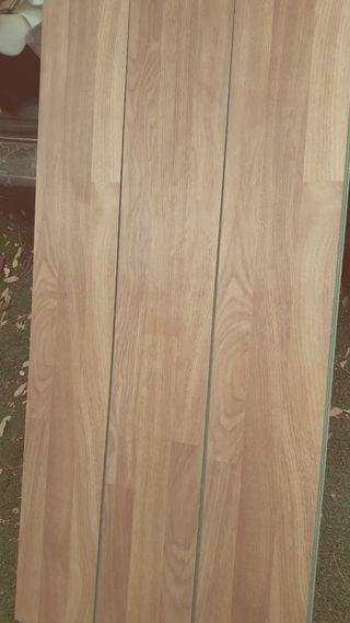 Tarima laminada de calidad para más de 30 m2