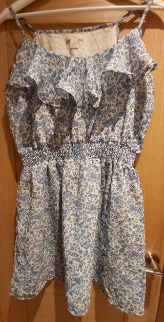 vestido estampado de flores de Sfera