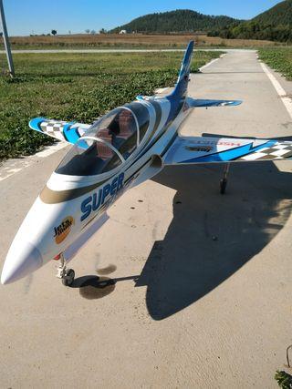 Avión Jet Radio control