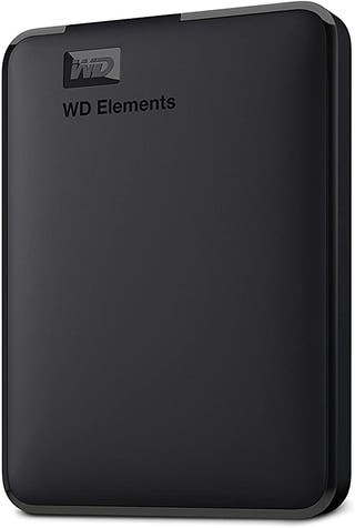 Disco Duro Externo portátil 1TB con USB