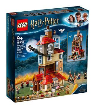 Lego Ataque en la Madriguera