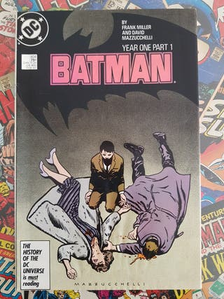 Batman Year One -Primera edición original USA -