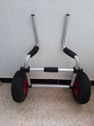 Carro kayak