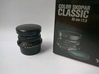 Color Skopar Classic 35mm f2.5