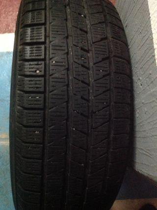 4 neumáticos invierno Pirelli Scorpion Ice & Snow