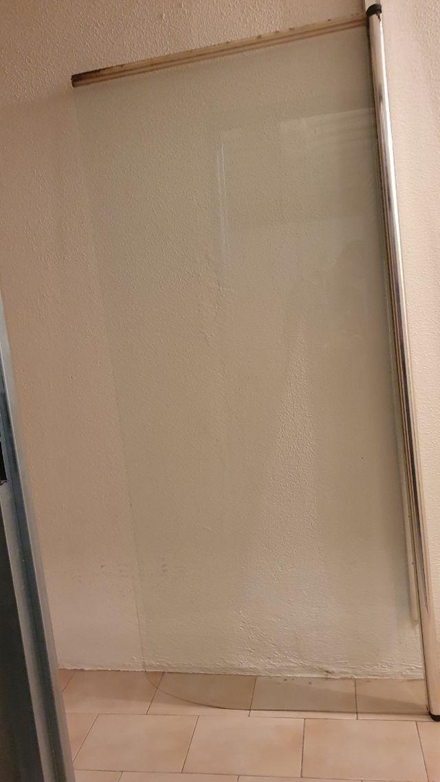 Mampara de plato de ducha