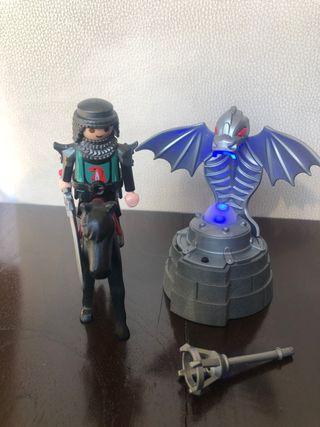 Playmobil guerrero