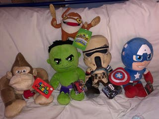 PACK PELUCHES