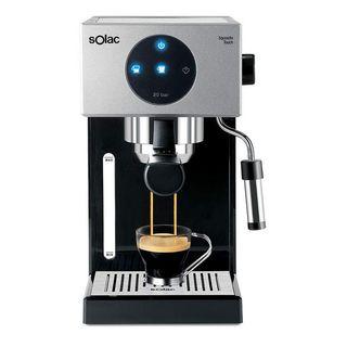 Cafetera espresso semiauto. Solac Squissita Touch