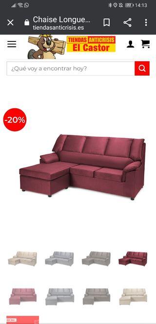 Sofa Chaise Longe