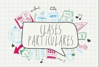 CLASES PARTICULARES PARA PRIMARIA Y ESO