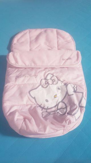 Saco silla de paseo Hello Kitty