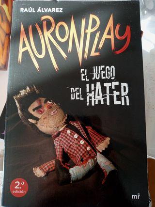 Libro Auronplay - El juego del hater