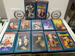 películas VHS Paul newman