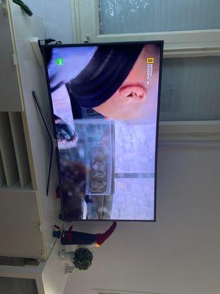 Tv Televisión Samsung Curve 55