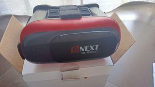 Gafas de Realidad Virtual (VR) Bnext caja original